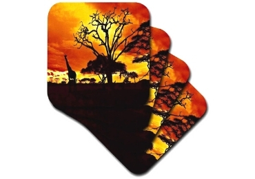 custom Cameroon Souvenir Coaster wholesale manufacturer and supplier in China