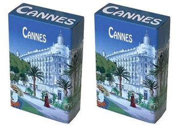 custom Cannes Vintage Cigarette Boxes wholesale manufacturer and supplier in China