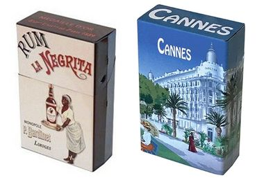 custom City Souvenir Cigarette Boxes wholesale manufacturer and supplier in China