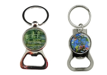 custom Claude Monet Bottle Opener wholesale manufacturer and supplier in China