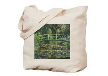 custom Claude Monet Cotton Bag wholesale manufacturer and supplier in China