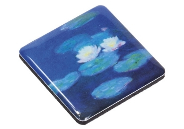 custom Claude Monet Epoxy Magnet wholesale manufacturer and supplier in China