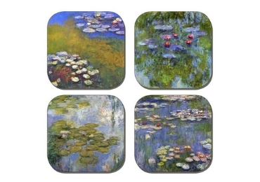 custom Claude Monet MDF Coasters wholesale manufacturer and supplier in China