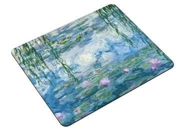 custom Claude Monet Souvenir Mousepad wholesale manufacturer and supplier in China