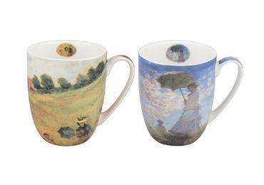 custom Claude Monet Souvenir Mug wholesale manufacturer and supplier in China
