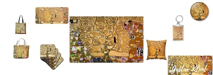 Custom Gustav Klimt Souvenirs Wholesale Manufacturer in China