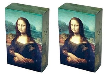 custom Da Vinci Cigarette Cases wholesale manufacturer and supplier in China