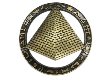 custom Egypt Souvenir Metal Magnet wholesale manufacturer and supplier in China