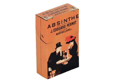 custom French Artist Cigarette Boxes wholesale manufacturer and supplier in China