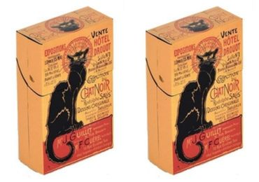 custom French Retro Cigarette Boxes wholesale manufacturer and supplier in China