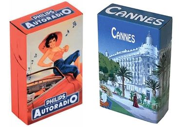 custom French Retro Cigarette Cases wholesale manufacturer and supplier in China