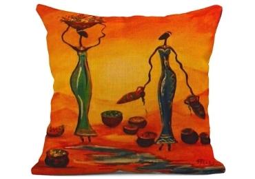 custom Gabon Souvenir Cotton Pillow wholesale manufacturer and supplier in China
