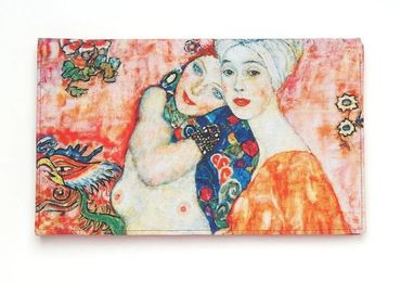 custom Gustav Klimt Acrylic Sign wholesale manufacturer and supplier in China