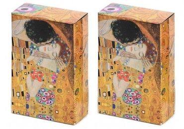 custom Gustav Klimt Cigarette Cases wholesale manufacturer and supplier in China