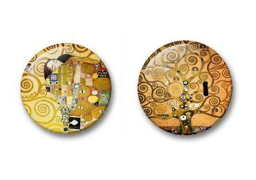 custom Gustav Klimt Epoxy Magnet wholesale manufacturer and supplier in China