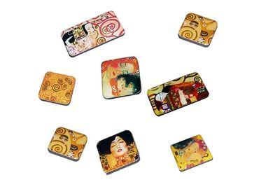 custom Gustav Klimt Fridge Magnet wholesale manufacturer and supplier in China