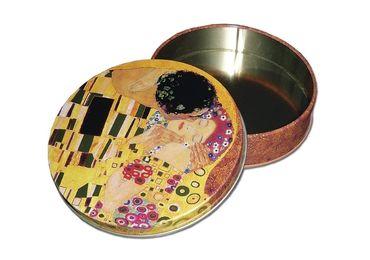 custom Gustav Klimt Metal Box wholesale manufacturer and supplier in China