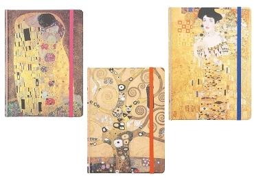 custom Gustav Klimt Souvenir Notebook wholesale manufacturer and supplier in China