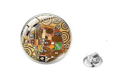 custom Gustav Klimt Souvenir Pin wholesale manufacturer and supplier in China