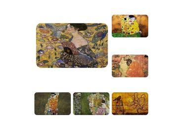 custom Gustav Klimt Souvenir Placemat wholesale manufacturer and supplier in China