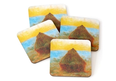 custom Haystacks Souvenir MDF Coaster wholesale manufacturer and supplier in China