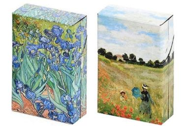 custom Impressionism Art Cigarette Cases wholesale manufacturer and supplier in China