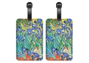 custom Irises Luggage Tag wholesale manufacturer and supplier in China
