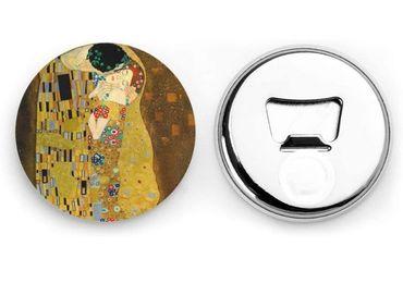 custom Klimt Souvenir Bottle Opener wholesale manufacturer and supplier in China