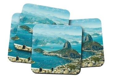 custom Latin America Souvenir Coaster wholesale manufacturer and supplier in China