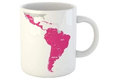 custom Latin America Souvenir Mug wholesale manufacturer and supplier in China