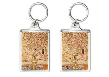 custom Life Tree Acrylic Keychain wholesale manufacturer and supplier in China