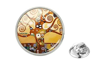 custom Life Tree Lapel Pin wholesale manufacturer and supplier in China