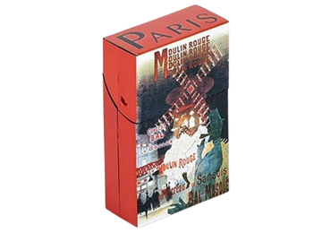 custom Metal Luxury Cigarette Boxes wholesale manufacturer and supplier in China