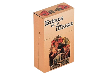 custom Metal Vintage Cigarette Boxes wholesale manufacturer and supplier in China