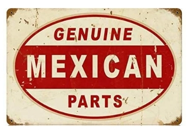 custom Mexican Souvenir Metal Sign wholesale manufacturer and supplier in China