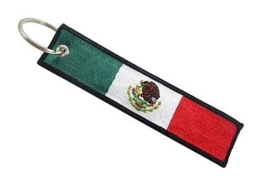 custom Mexico Souvenir Keychain wholesale manufacturer and supplier in China