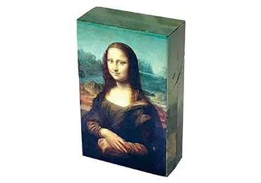 custom Mona Lisa Cigarette Cases wholesale manufacturer and supplier in China