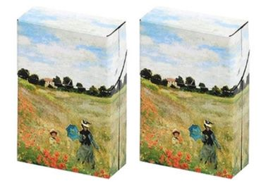custom Monet Painting Cigarette Cases wholesale manufacturer and supplier in China