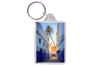custom Morocco Souvenir Acrylic Keychain wholesale manufacturer and supplier in China