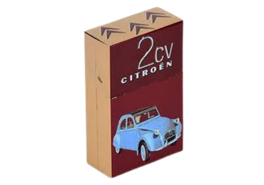 custom Paris Vintage Cigarette Boxes wholesale manufacturer and supplier in China