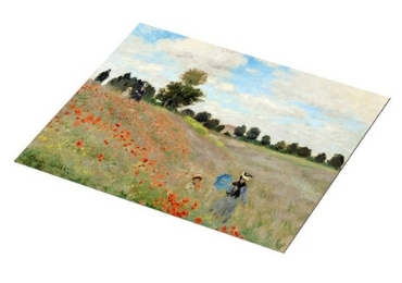 custom Poppy Field PP Placemat wholesale manufacturer and supplier in China
