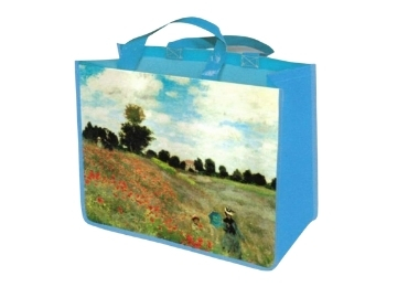 custom Poppy Field Souvenir Bag wholesale manufacturer and supplier in China