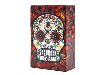 custom Skeleton Fashion Cigarette Cases wholesale manufacturer and supplier in China