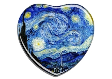custom Starry Night Acrylic Magnet wholesale manufacturer and supplier in China