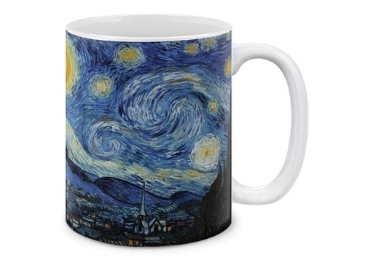 custom Starry Night Ceramic Mug wholesale manufacturer and supplier in China