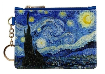 custom Starry Night Coin Bags wholesale manufacturer and supplier in China