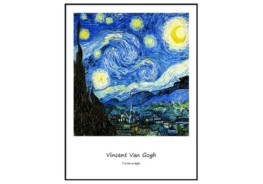custom Starry Night Decorative Sign wholesale manufacturer and supplier in China