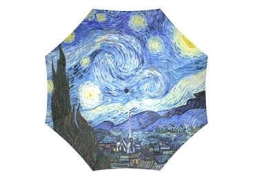 custom Starry Night Folding Umbrella wholesale manufacturer and supplier in China