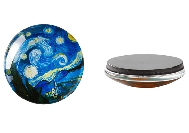 custom Starry Night Fridge Magnet wholesale manufacturer and supplier in China