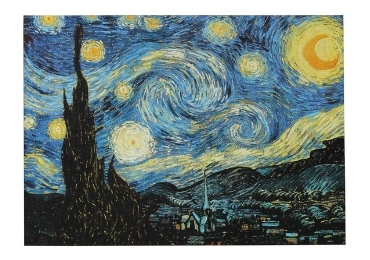 custom Starry Night Jigsaw Puzzle wholesale manufacturer and supplier in China